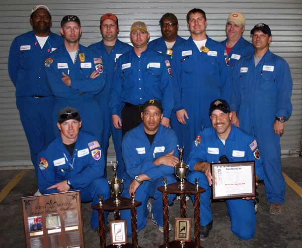 The Rescue Team at Motiva-Convent
