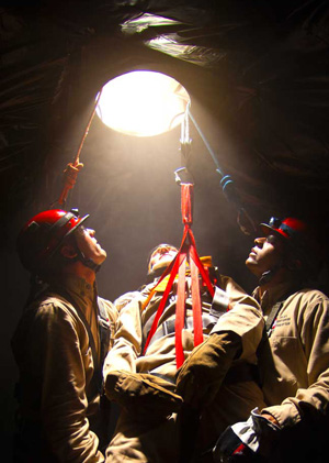 Confined Space Rope Rescue