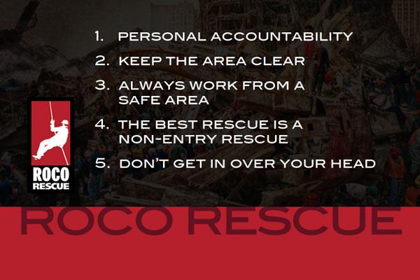 Roco Trench Rescue Video