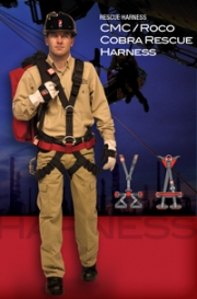 Introducing the NEW CMC / Roco Cobra Rescue Harness!